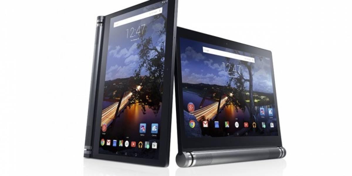 Dell aumenta a 10.5 pulgadas su tablet Android con Dell Venue 10 7000