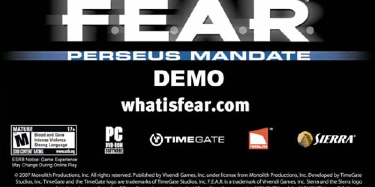[Labs] F.E.A.R. Perseus Mandate