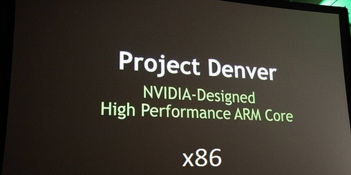 Nvidia Denver podría emular x86 por hardware