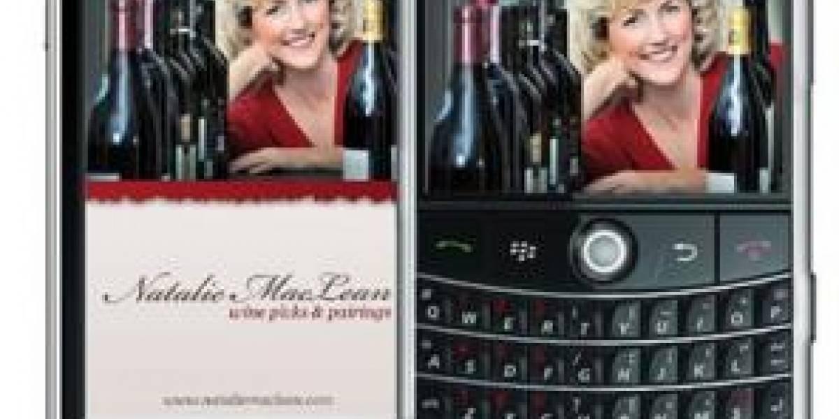 Una buena app para los bebedores de vino