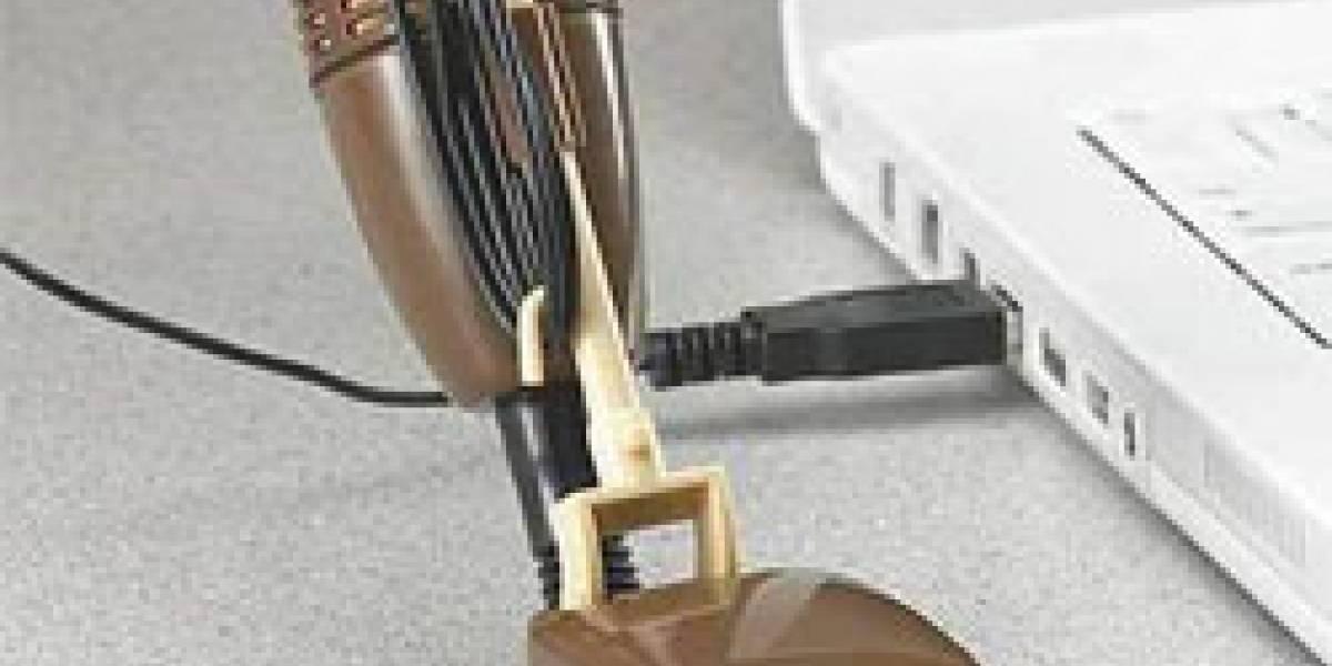 Aspiradora retro USB