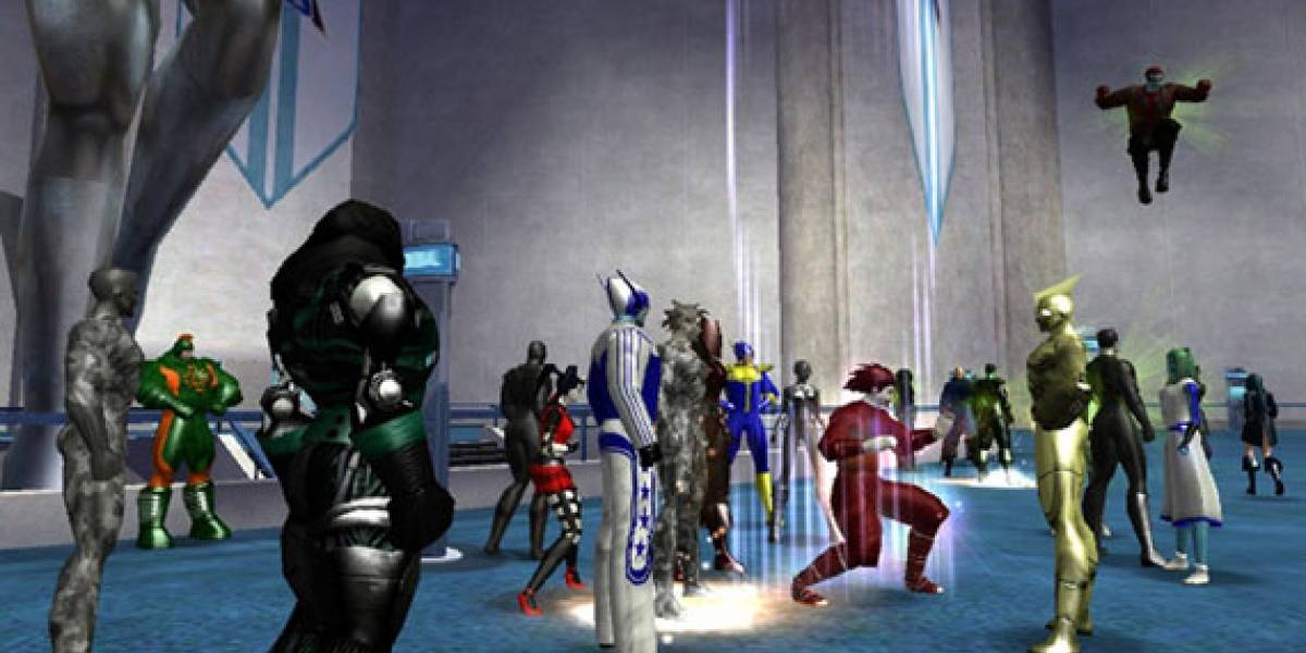 City of Heroes: Poder para la gente