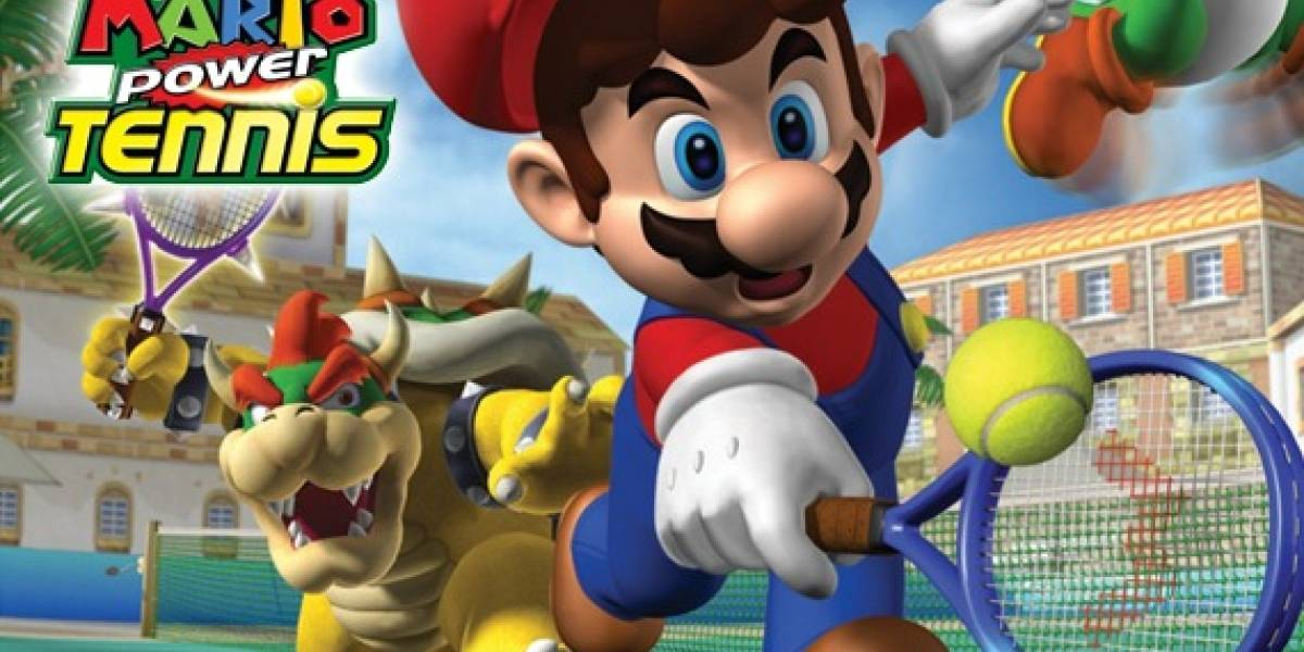 [NB Labs] New Play Control! Mario Power Tennis a primera vista