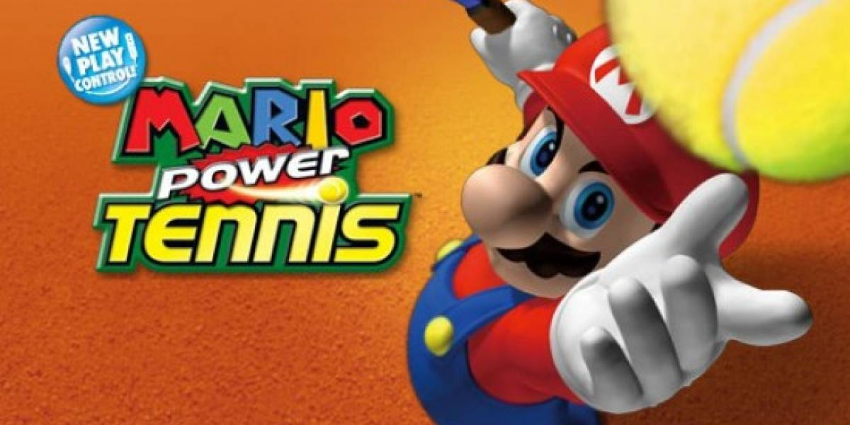 [NB Labs] New Play Control! Mario Power Tennis