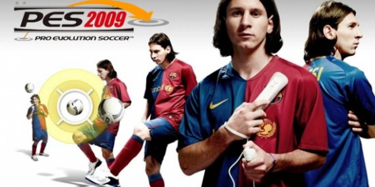 [NB Labs] Pro Evolution Soccer 2009 (Wii)