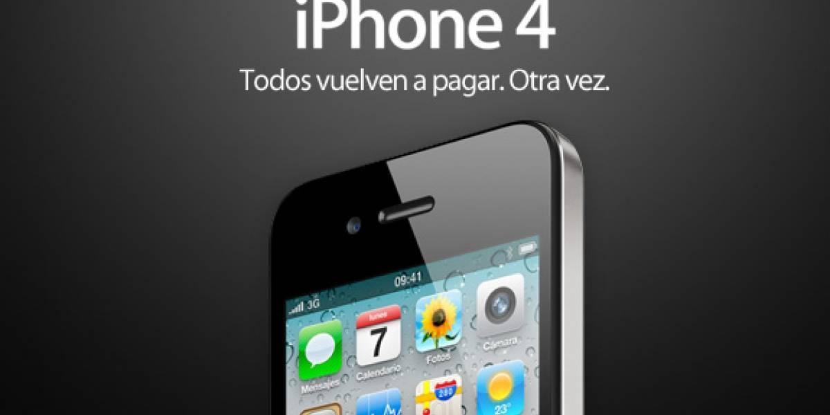 (168) Comparación de los planes de iPhone 4 en Chile [Actualizado]