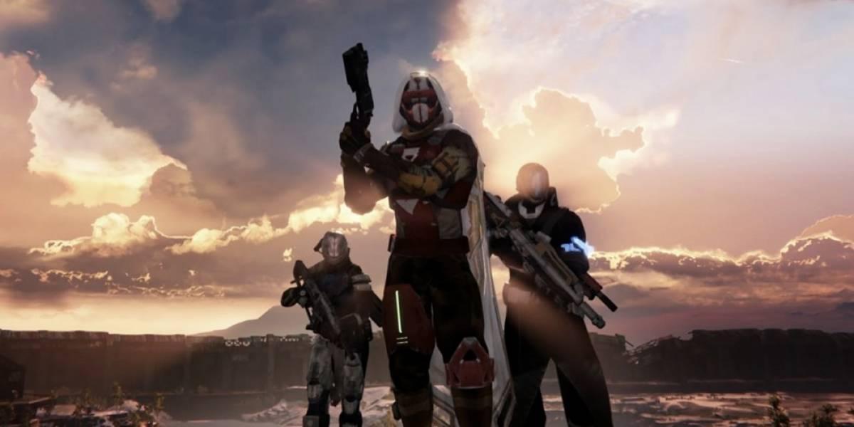 Destiny recibe tráiler de lanzamiento