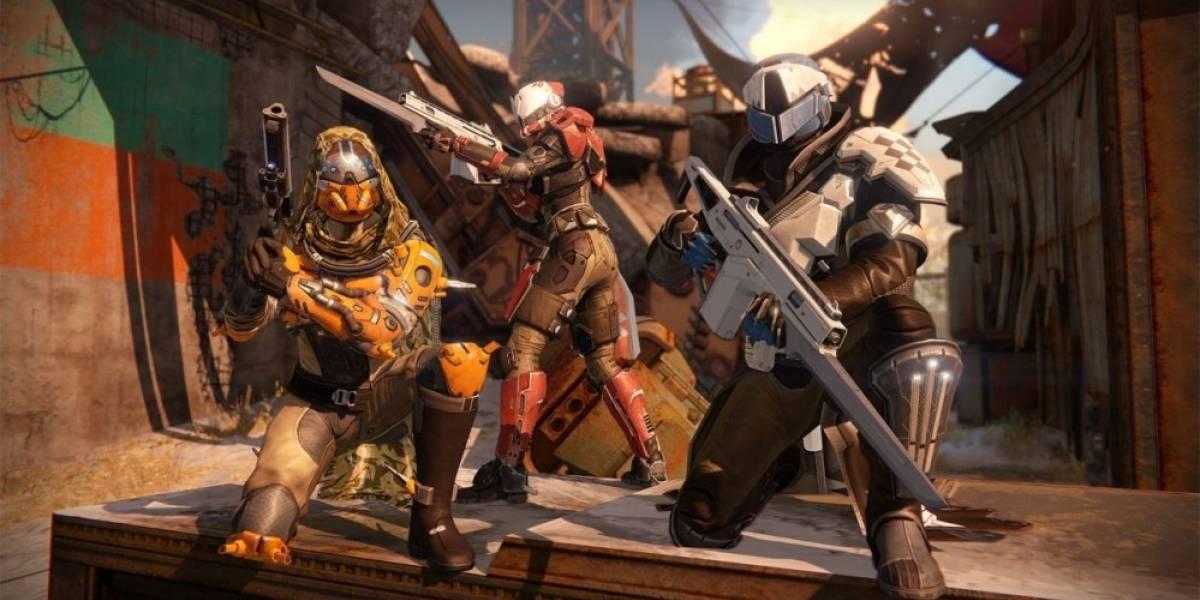 Video nos muestra el contenido exclusivo de Destiny en las consolas PlayStation