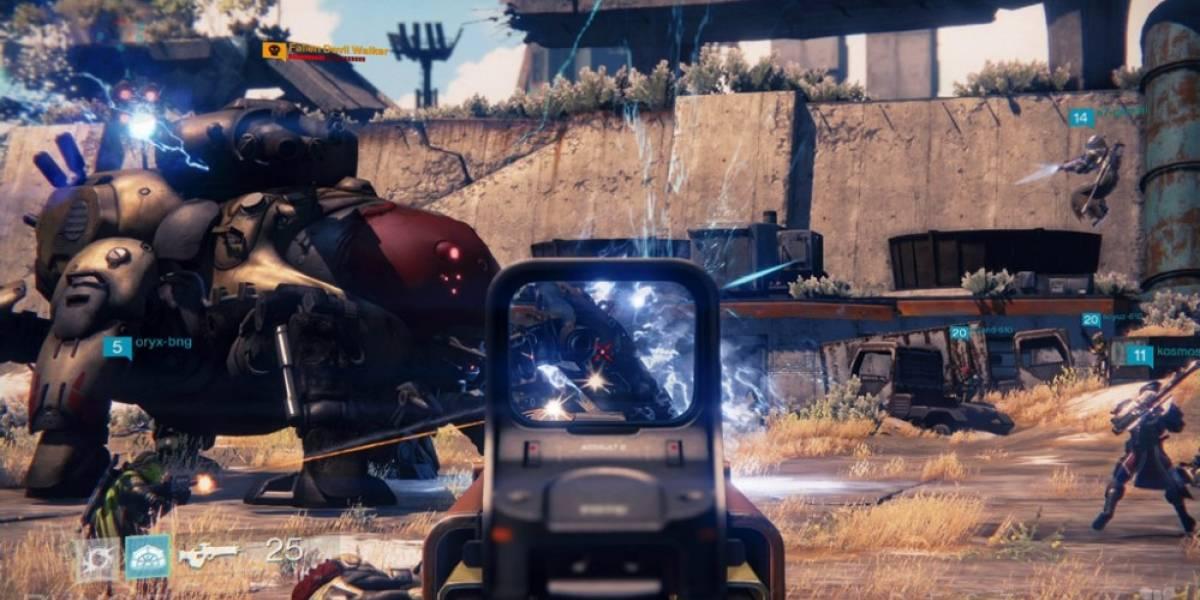 Destiny y sus servidores sufrieron ataques externos durante el fin de semana