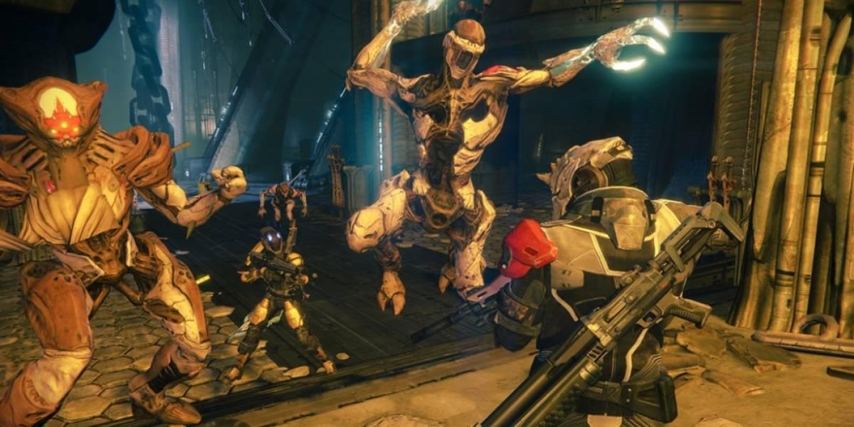 Destiny es igual en Xbox One y PS4, según Digital Foundry