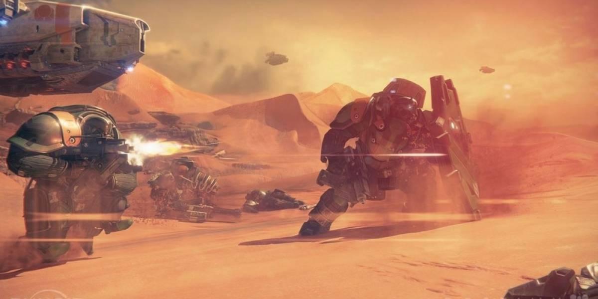 Destiny 2 ya se encuentra bajo desarrollo