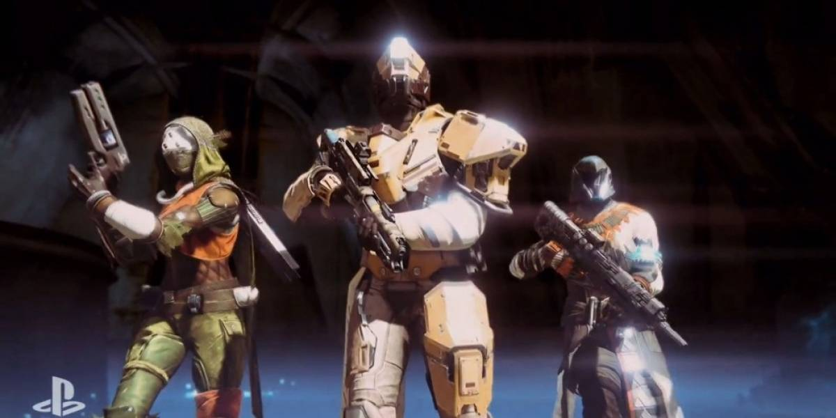 Destiny: The Taken King se hace oficial #E32015