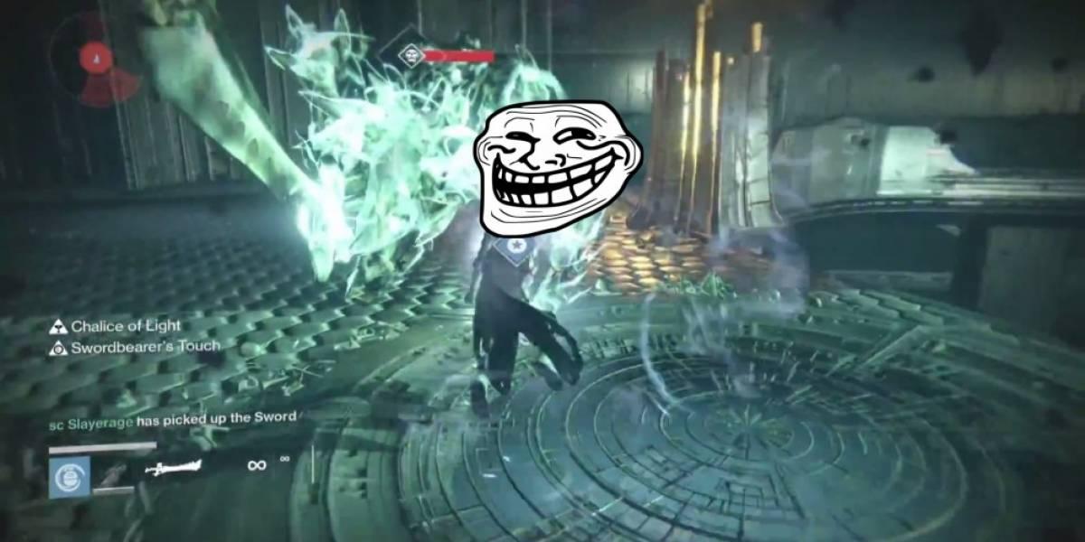 Jugador termina solo el nuevo raid de Destiny