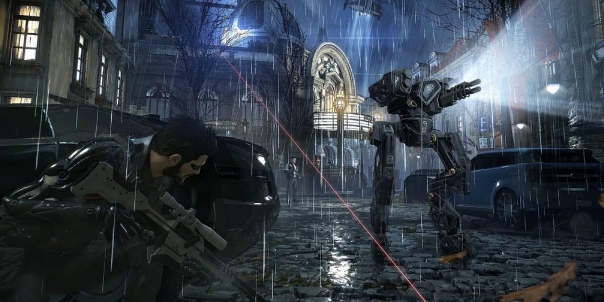 Deus Ex: Mankind Divided tiene un nuevo tráiler llamado Adam Jensen 2.0