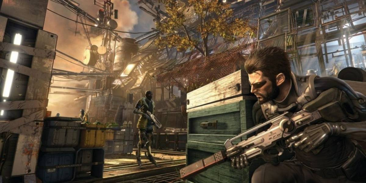 Deus Ex: Mankind Divided recibe fecha de lanzamiento