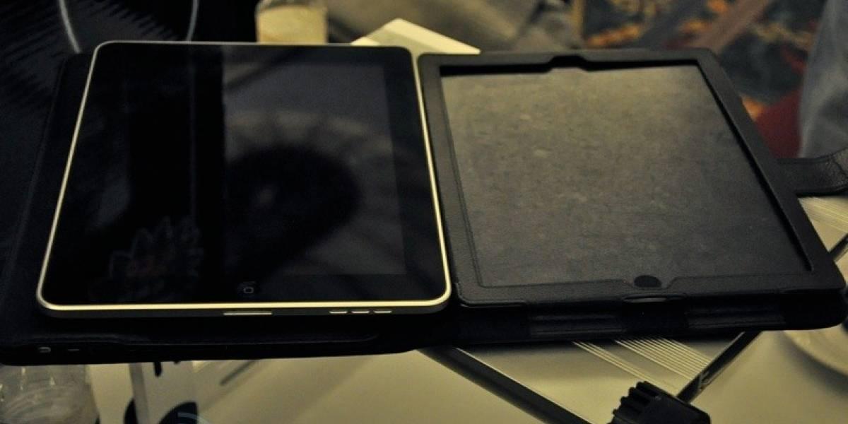 Aparece protector para iPad 2 en CES