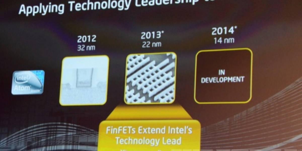 MWC12: Intel amplía portafolio de smartphones con nuevos clientes