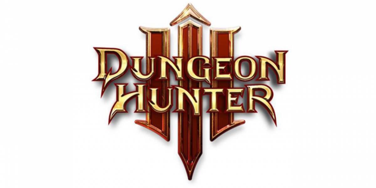 ¿Y dónde está Dungeon Hunter 3 para Android?