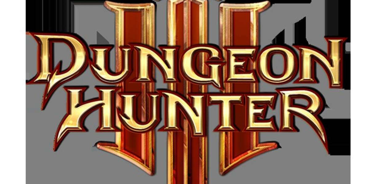 Emocionante traíler de Dungeon Hunter 3