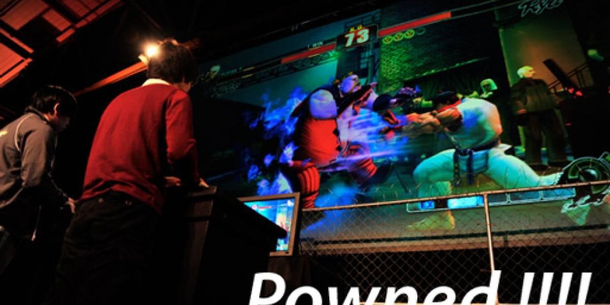Daigo es Campeon Mundial de Street Fighter IV