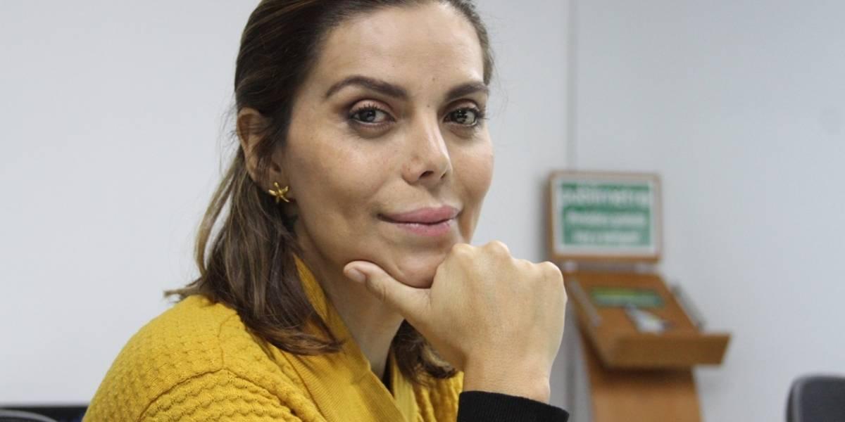 Diana Sánchez Barrios deja al PRD y voltea hacia Morena