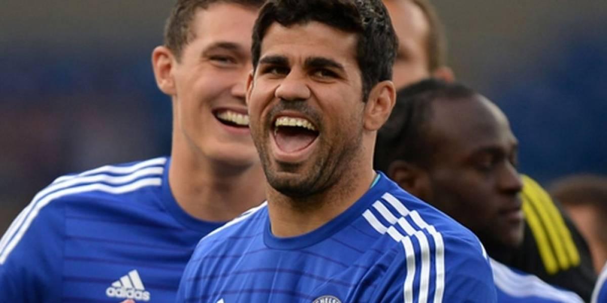 Recrean los goles de Diego Costa con el Chelsea en FIFA 15