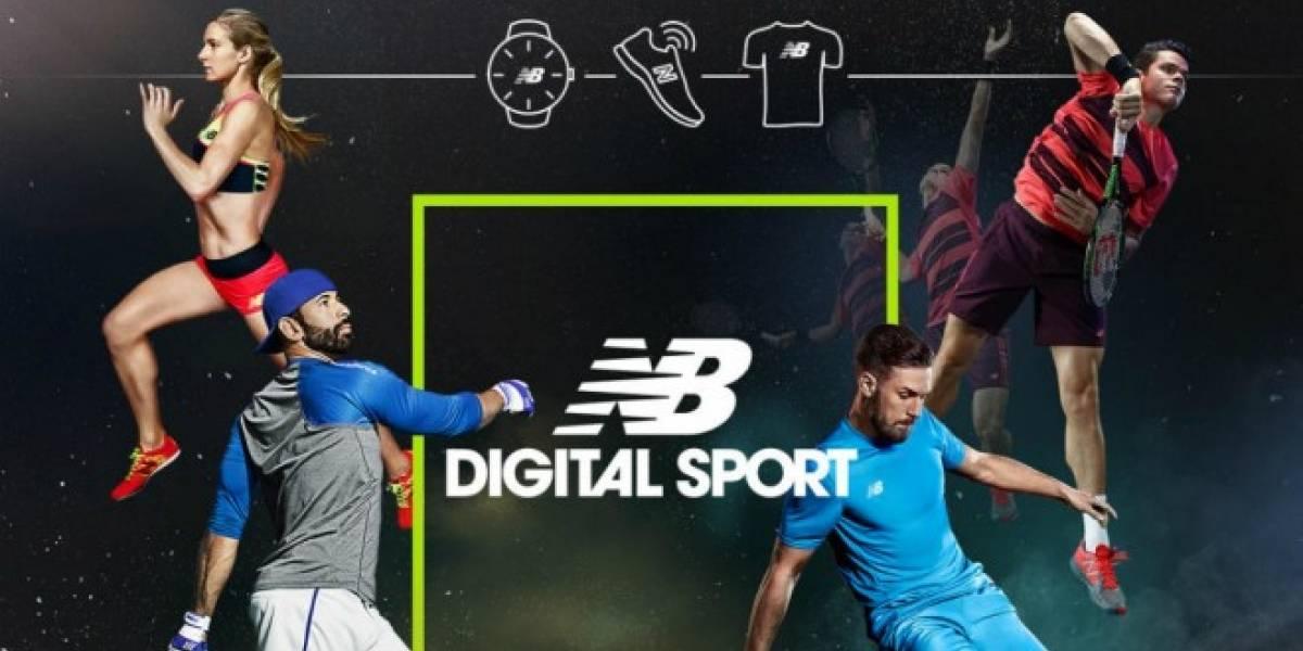 New Balance anuncia división tecnológica enfocada en gadgets