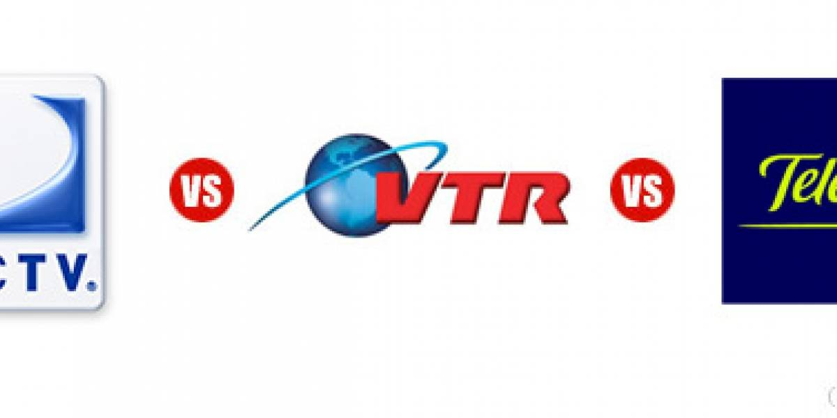 FWLabs: VTR versus Telefónica versus DirecTV