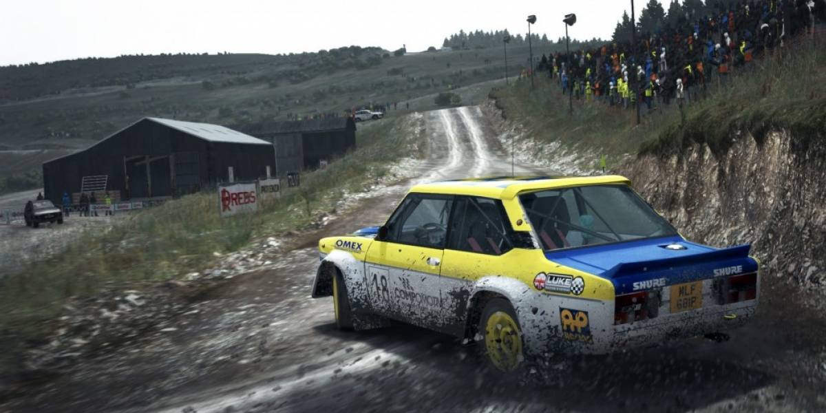 Codemasters lanza Dirt Rally en Early Access