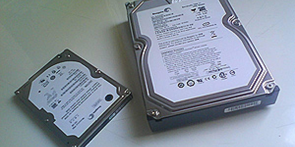 FW Labs: Barracuda 7200.11 y Momentus 5400 PSD a primera vista
