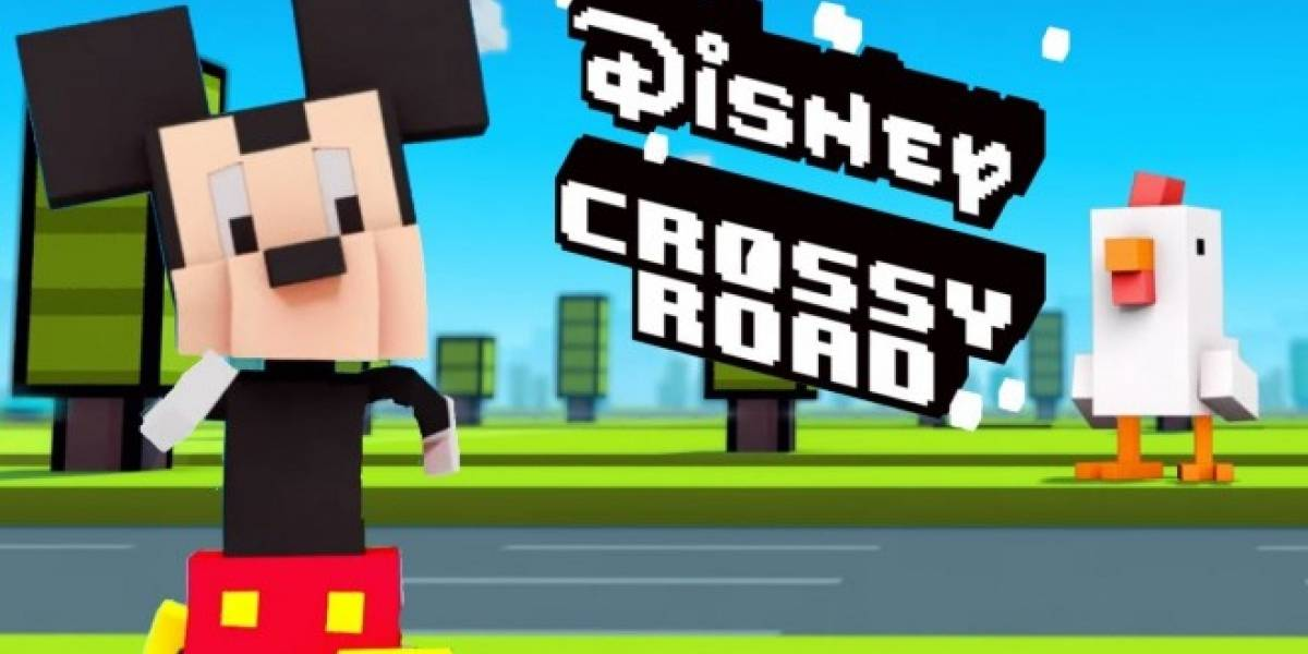Disney Crossy Road ya está disponible para iOS y Android