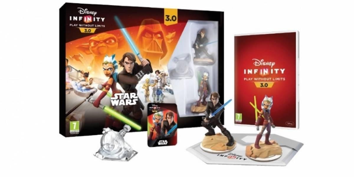 Tienda alemana filtra detalles de Disney Infinity 3.0 Star Wars