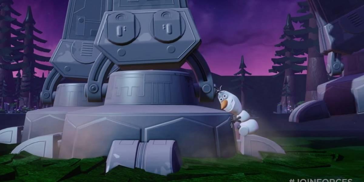 Se anunció oficialmente Disney Infinity 3.0 Star Wars