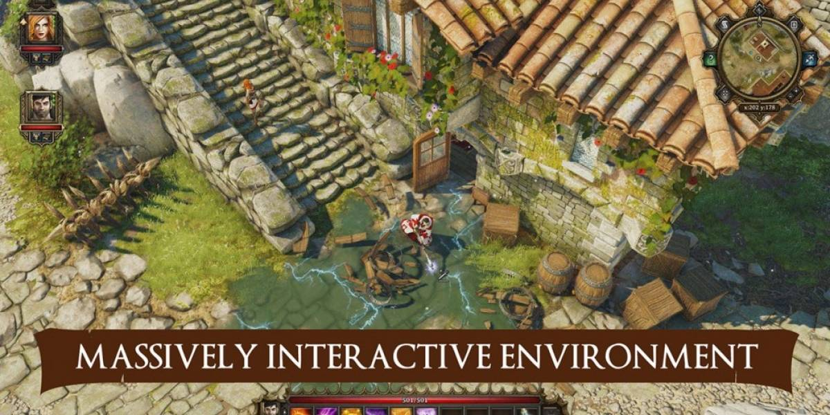 Divinity Original Sin Enhanced Edition llegará a consolas y PC