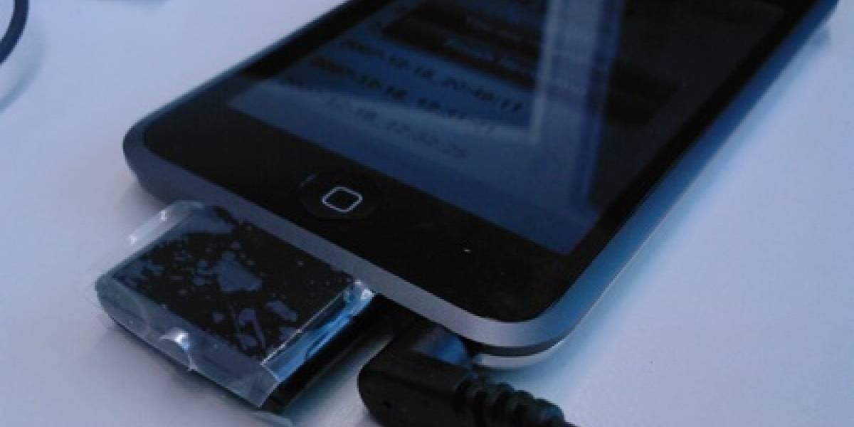 VoIP para el iPod Touch llega la noche de año nuevo (el micrófono lo armas tú)