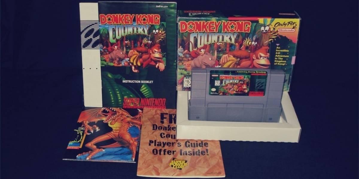 20 años de Donkey Kong Country