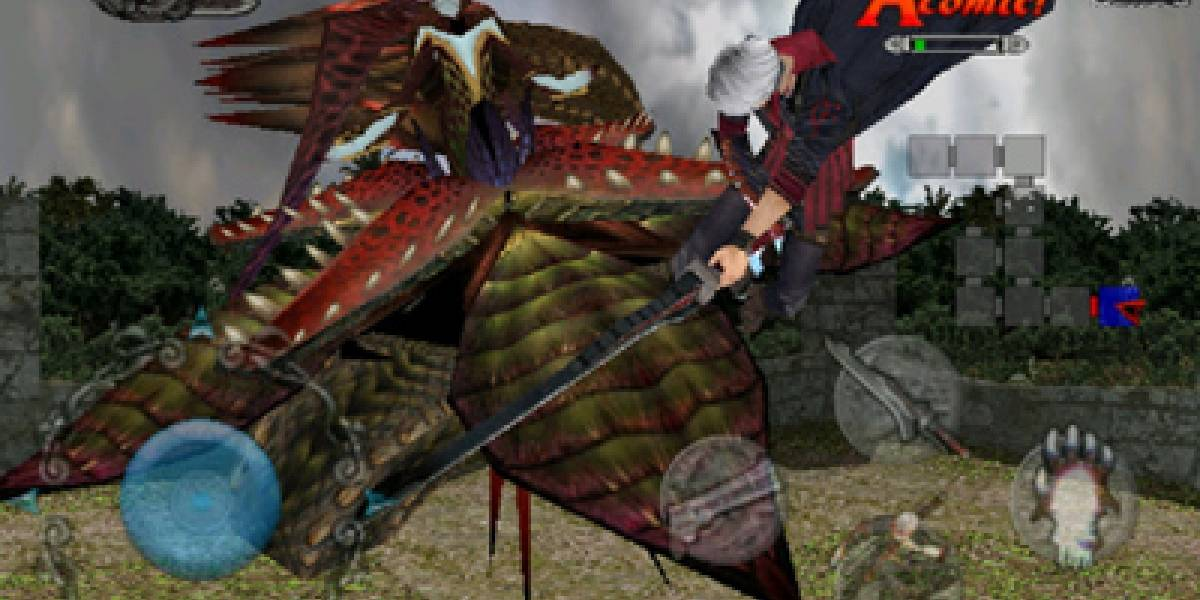 Devil May Cry llega a los dispostivos iOS