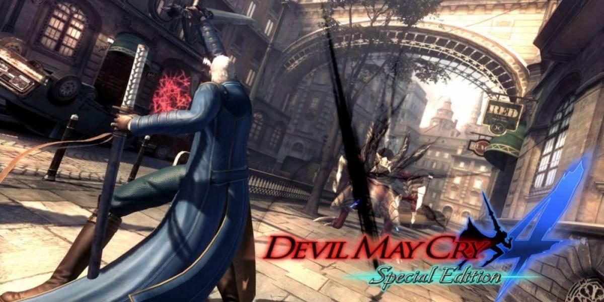 Devil May Cry 4: Special Edition recibe nuevo tráiler centrado en Vergil