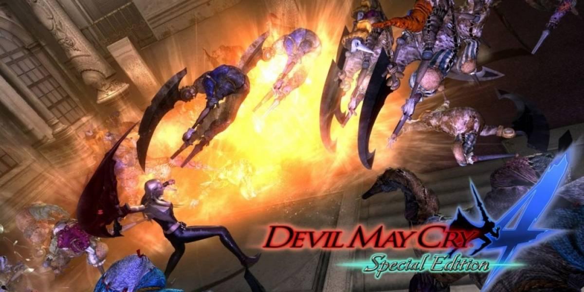 Ahora es Trish quien protagoniza el tráiler de Devil May Cry 4: Special Edition