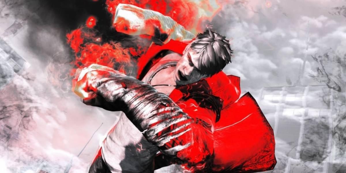 DmC Devil May Cry y Devil May Cry 4 llegarán en versión para PS4 y Xbox One