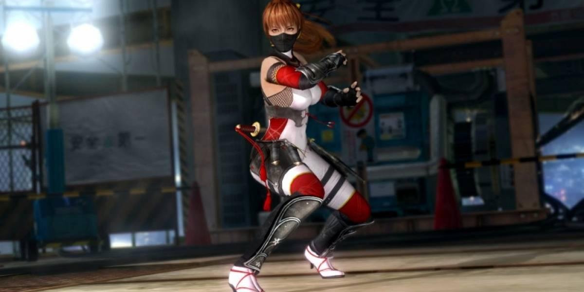 Dead or Alive 5 Last Round llega a Steam sin características importantes