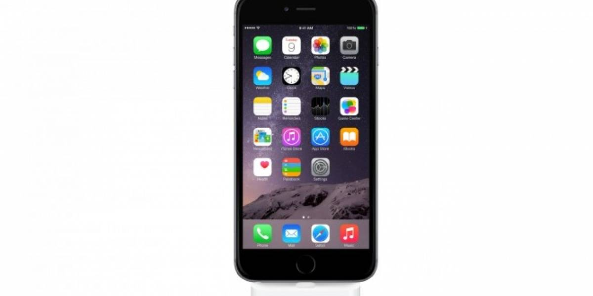 Apple lanza el primer dock Lightning para iPhone
