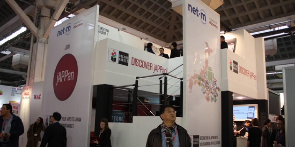MWC2011: DoCoMo Market lleva tus apps Android a Japón