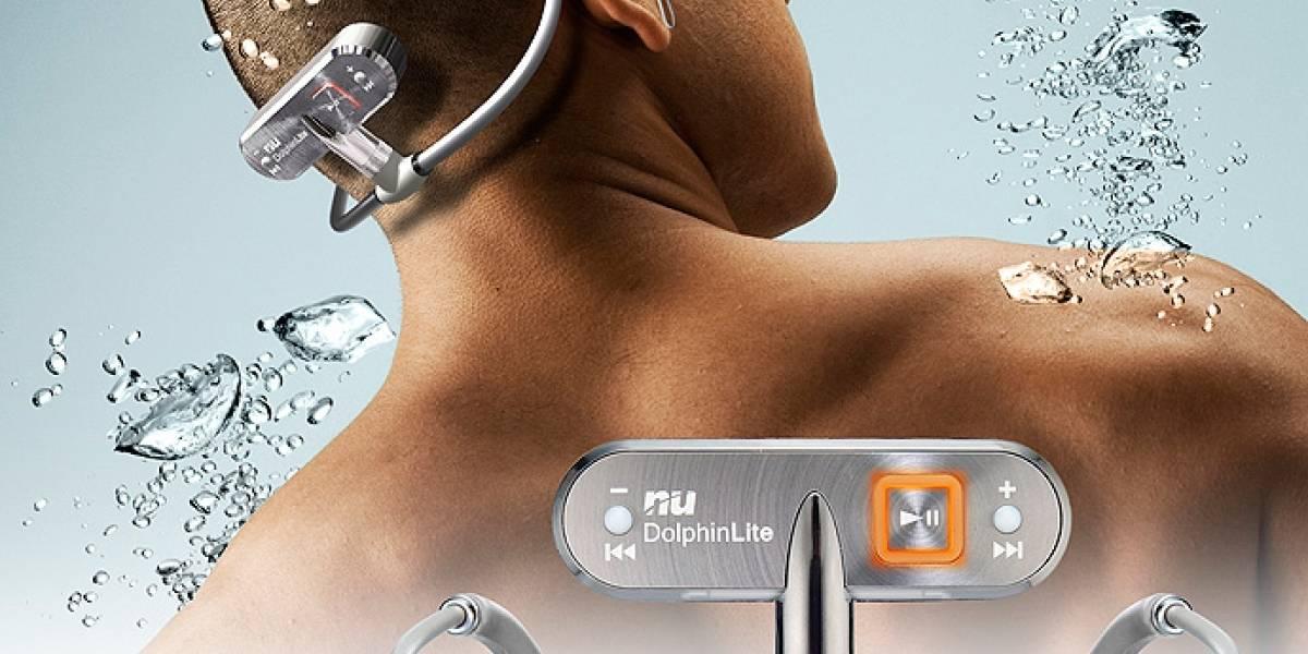 España: A la venta Dolphin Lite, el reproductor de MP3 sumergible