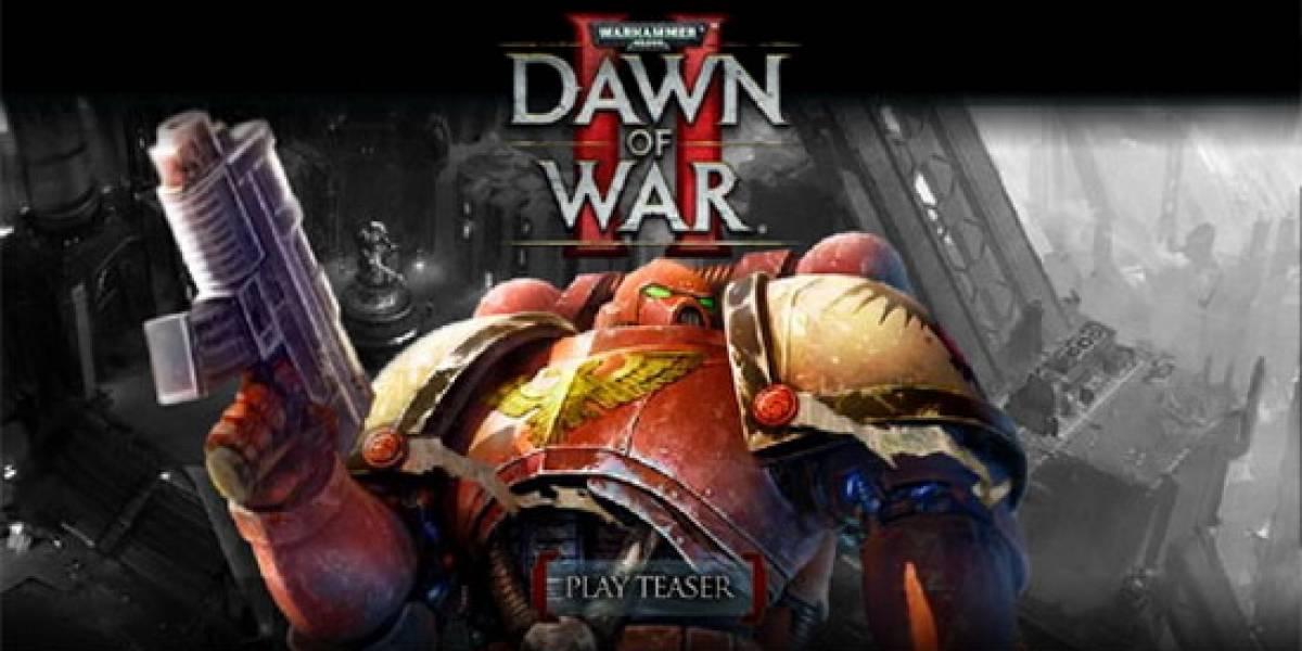 Descárgate el soundtrack de Dawn of War 2 gratis