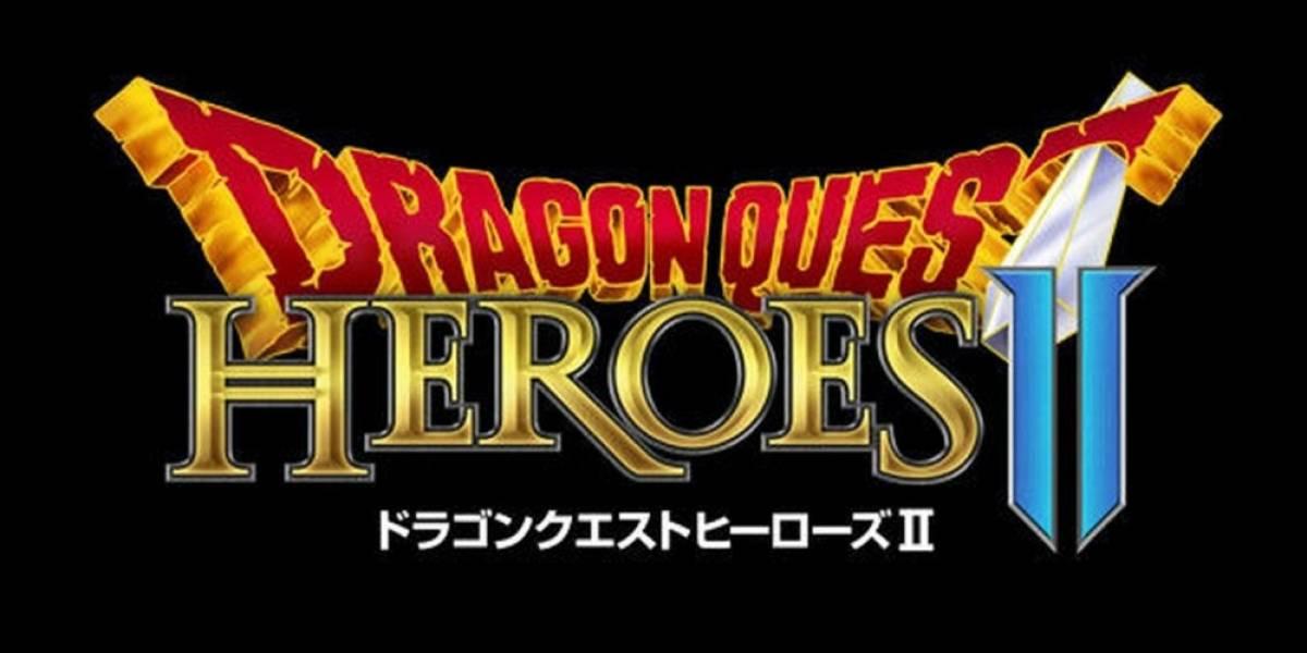 Square Enix anuncia Dragon Quest Heroes 2 para PS4, PS3 y PS Vita