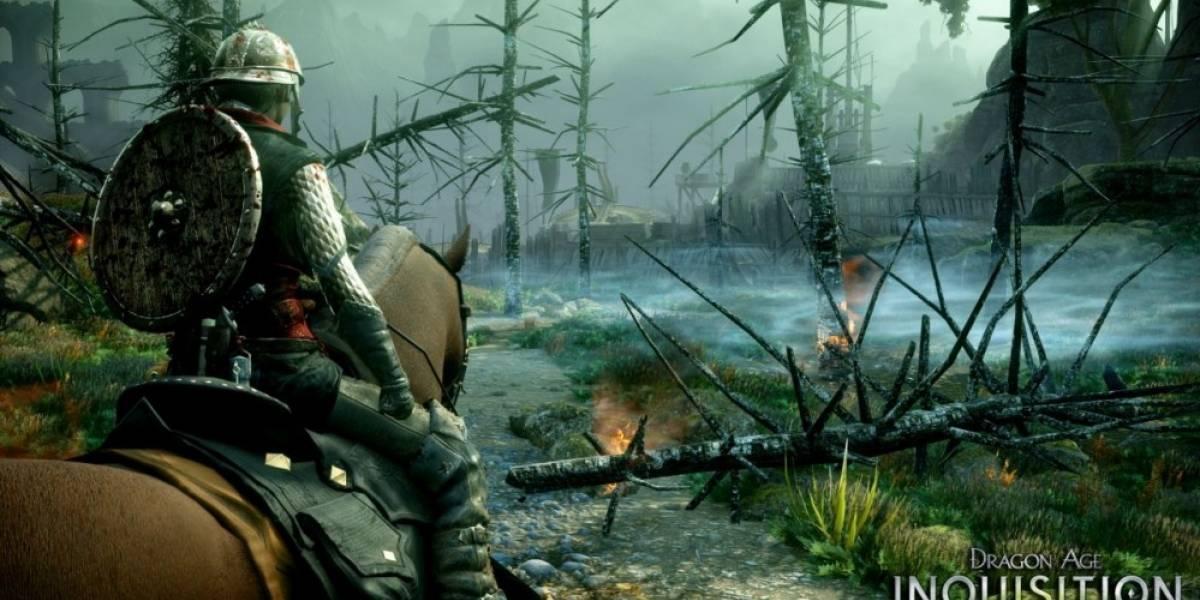 Tráiler de lanzamiento de Dragon Age: Inquisition nos muestra su mundo maravilloso