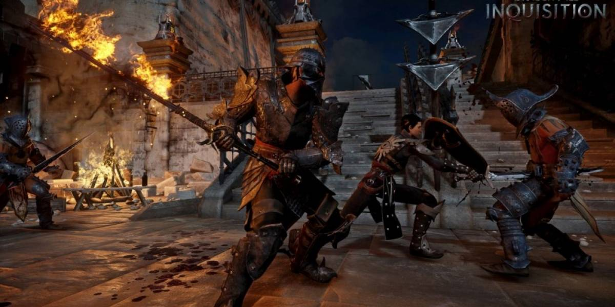 9 minutos de Dragon Age: Inquisition con los ajustes al máximo