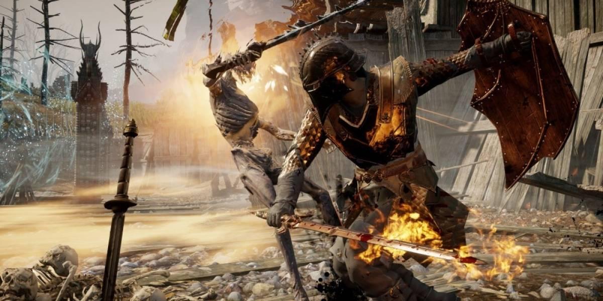 Videos de Dragon Age: Inquisition nos muestran jugabilidad y la creación de personajes