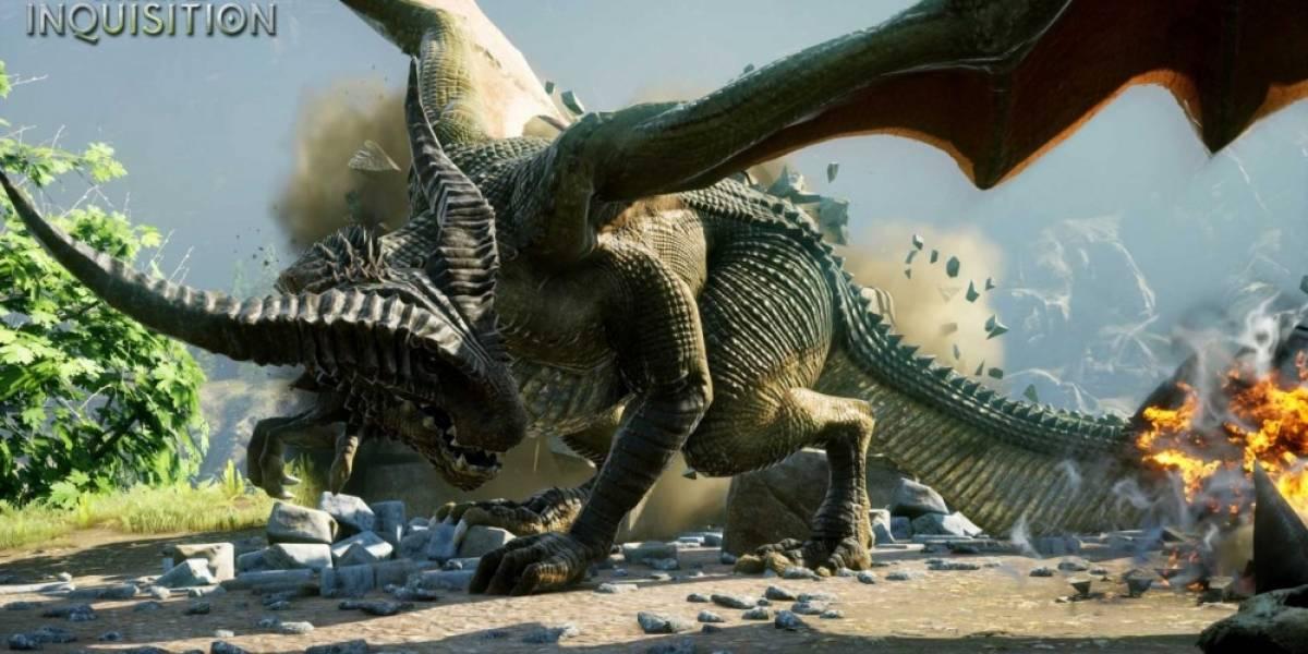Dragon Age: Inquisition se lleva el premio al Juego del Año en SXSW 2015